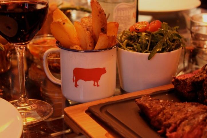 Restaurant Unico Argentine a Paris 08