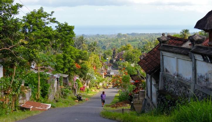 Carnet de voyage - offrandes de Bali 14