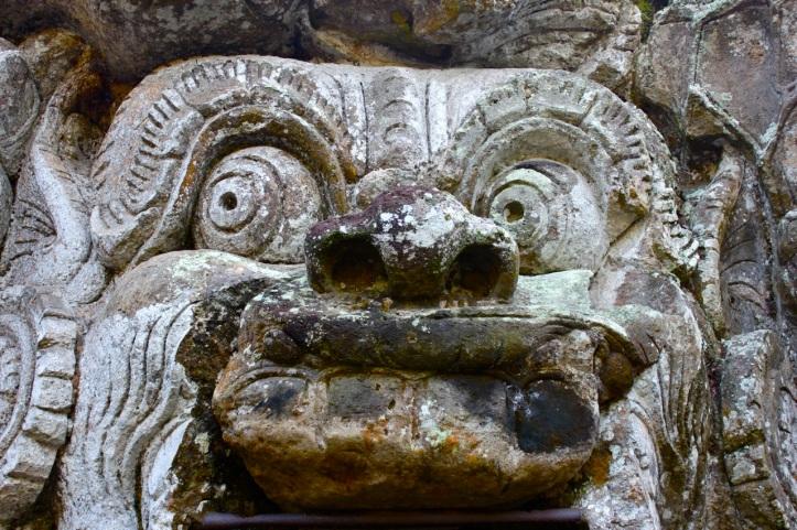 Carnet de voyage - offrandes de Bali 28