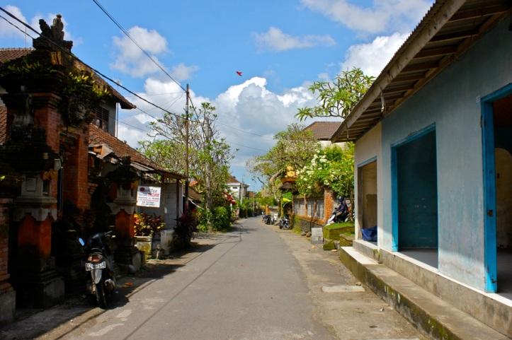 Carnet de voyage - offrandes de Bali 36