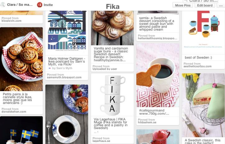 FIka on Pinterest 2