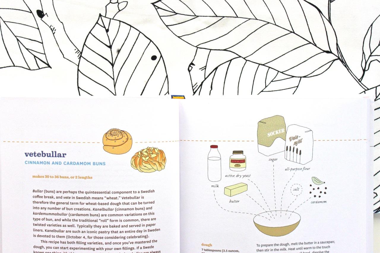 Fika : The Art of the Swedish Coffee Break... - 2015 hardcover no dj vg