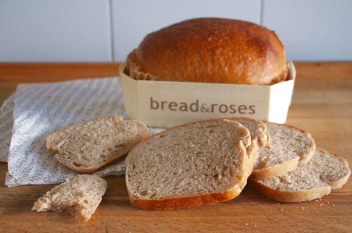 Soda Bread Paris Bread and Roses1