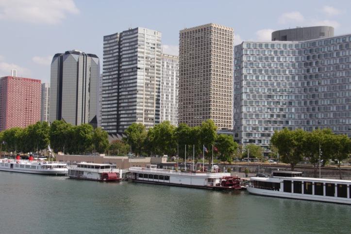 Bateaux à roue Paris - 1