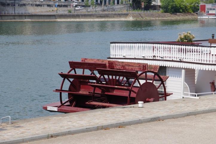 Bateaux à roue Paris - 3