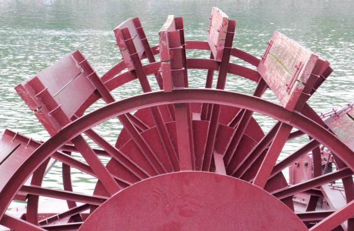 Bateaux à roue Paris - 7