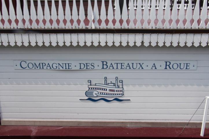 Bateaux à roue Paris - 8