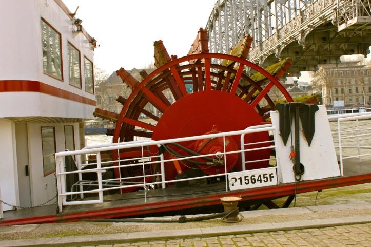 Louisiane Belle bateau Paris 4