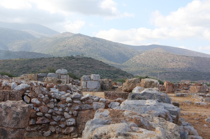 Carnet de voyage Crete - 2