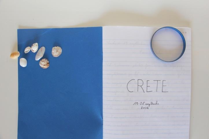 Carnet de voyage Crete3 - 1