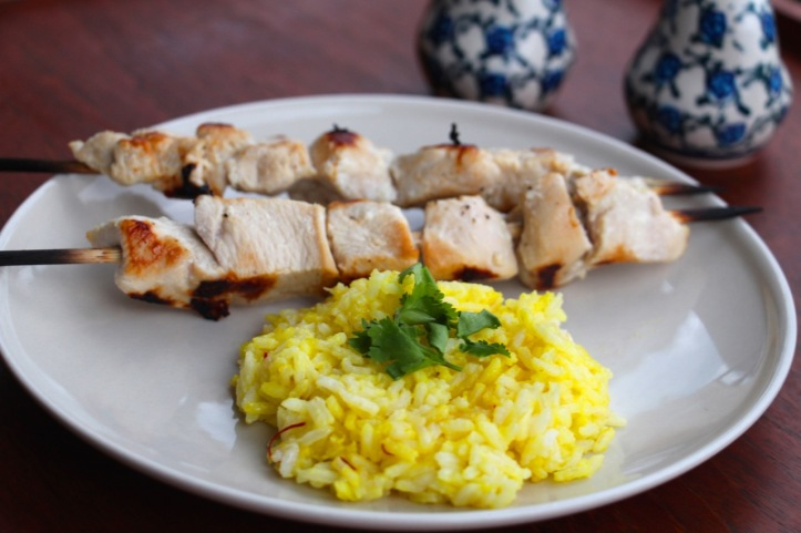 Recette joujeh kebab - 8