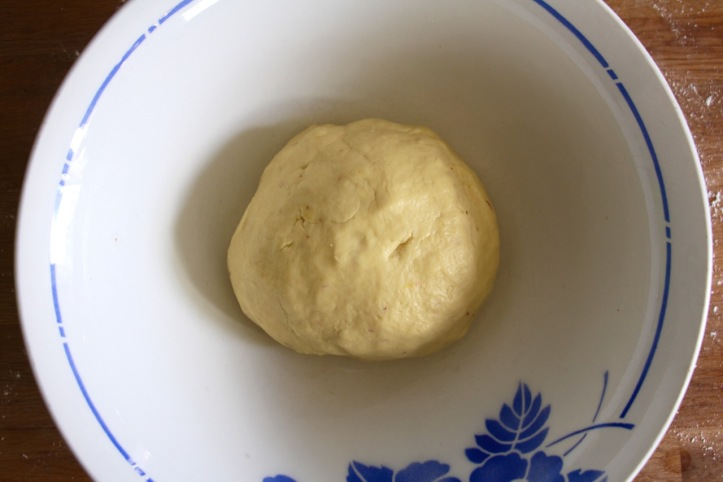 Brioches au safran - 3