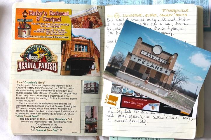 Carnet de voyage en Louisiane - Louisiana Travel Diary - So many Paris 3