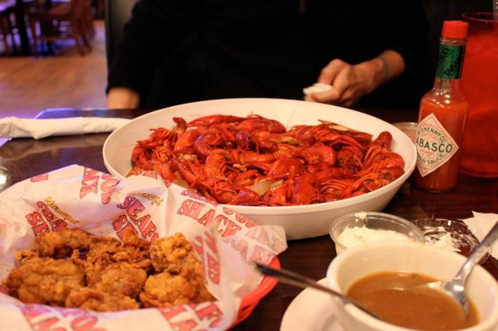 Nancy Seafood Shack Houma Louisiana 1