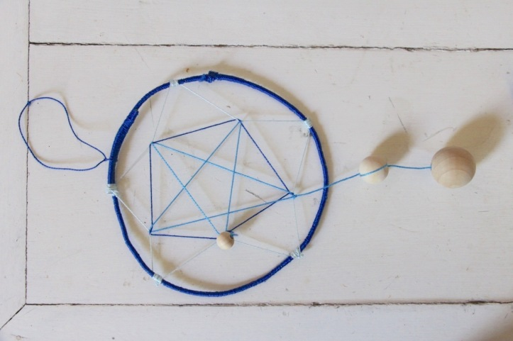 Dreamcatcher DIY - 10
