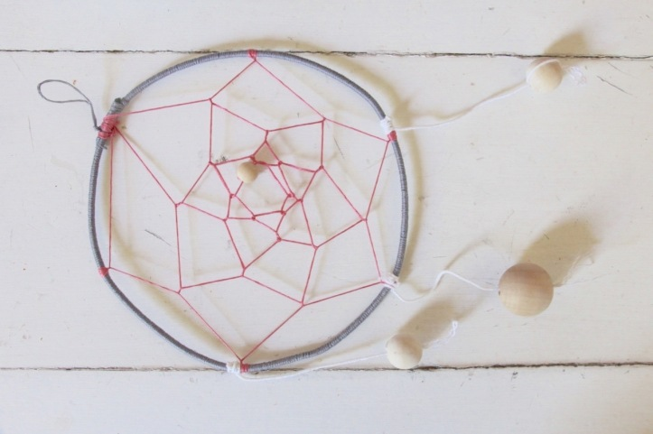 Dreamcatcher DIY - 8