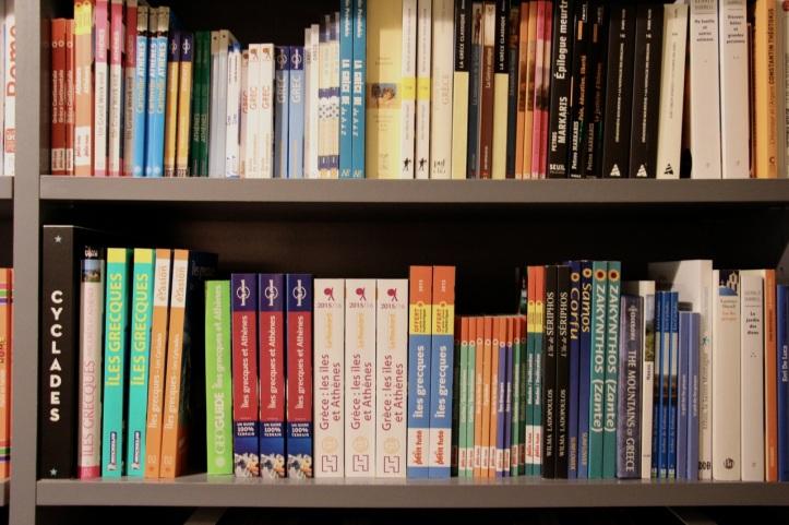 Librairie Voyageurs du Monde Paris 1