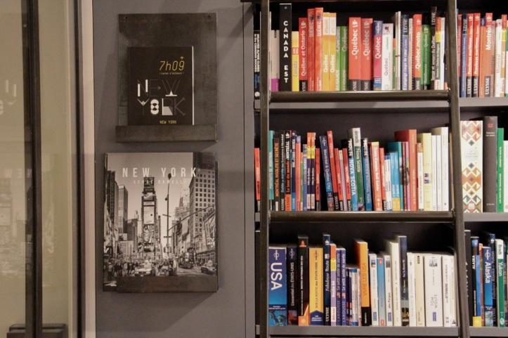 Librairie Voyageurs du Monde Paris 2