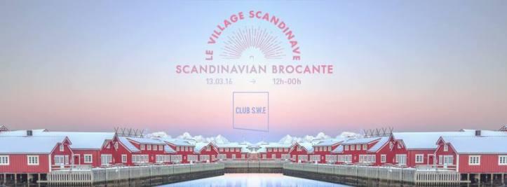 Scandinavian brocante