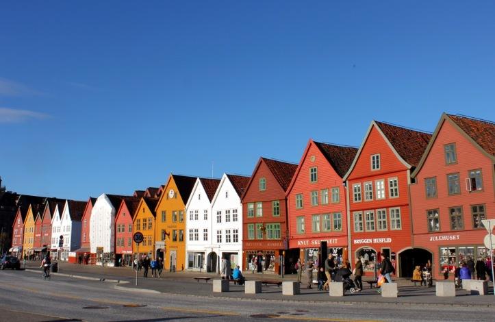 Carnet de voyage - Bergen - Norvege - 3