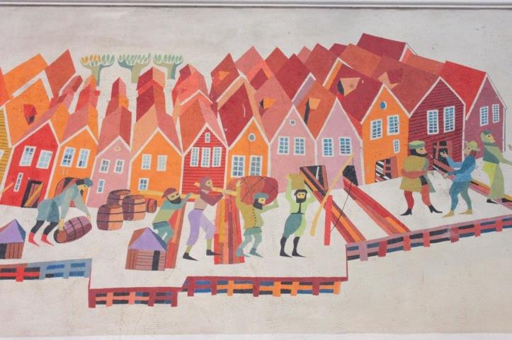 Carnet de voyage - Bergen - Norvege - 5