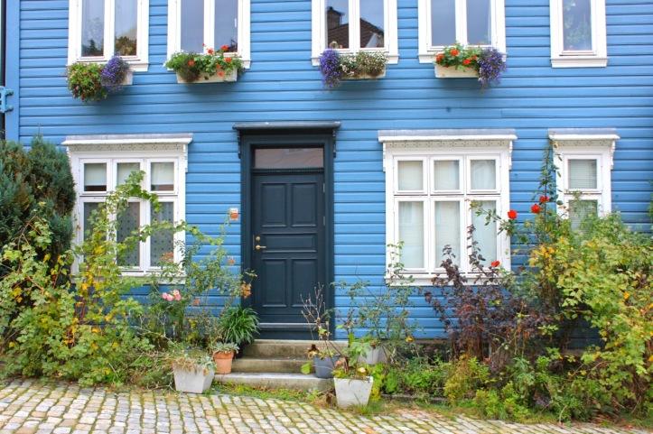 Carnet de voyage - Bergen - Norvege - 7