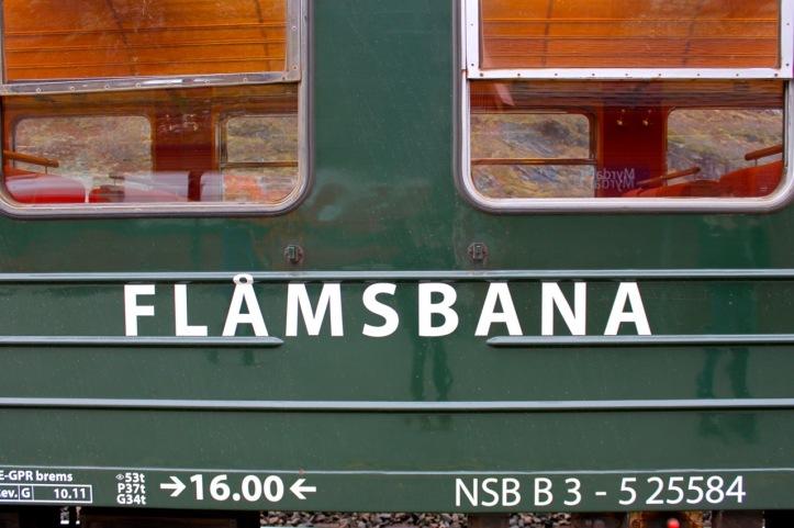 Carnet de voyage - Naeroyfjord - 1
