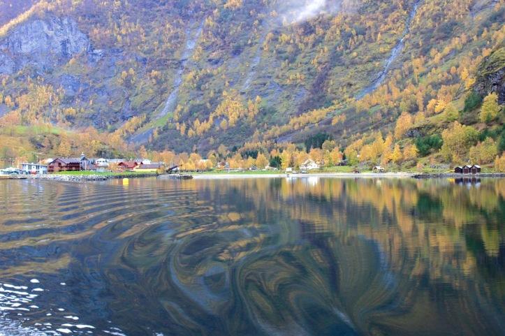 Carnet de voyage - Naeroyfjord - 10