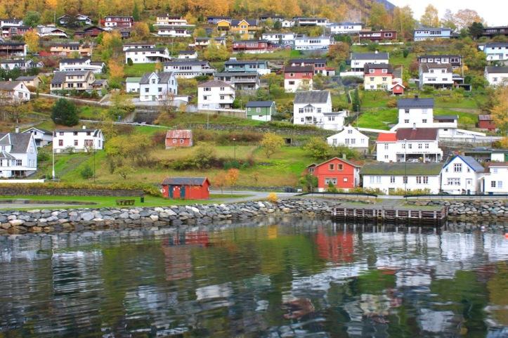 Carnet de voyage - Naeroyfjord - 11