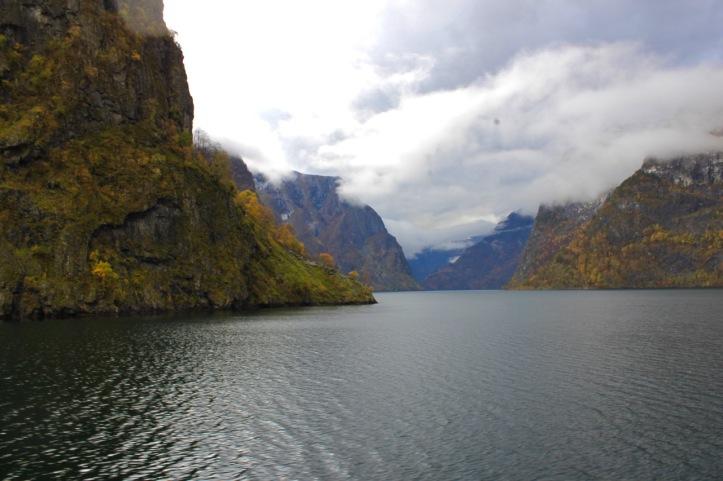 Carnet de voyage - Naeroyfjord - 13
