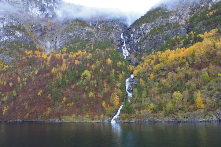 Carnet de voyage - Naeroyfjord - 14
