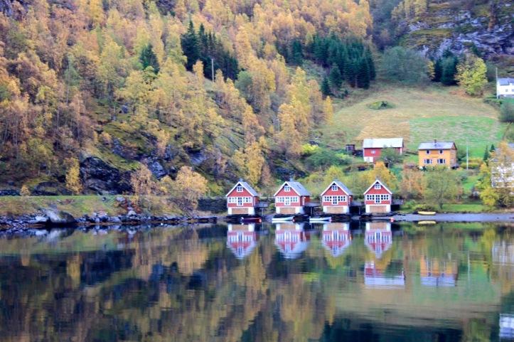 Carnet de voyage - Naeroyfjord - 9