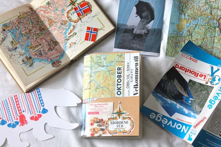 Carnet de voyage Norvege - Norway Travel Diary - 4
