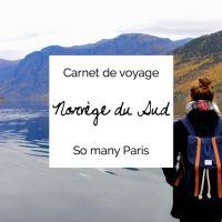 Carnet de voyage : la Norvège à l'automne