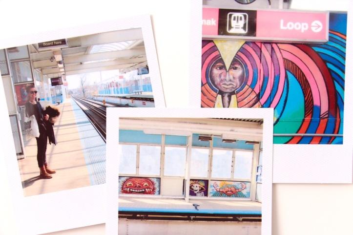 Carnet de voyage Chicago 3 - 6