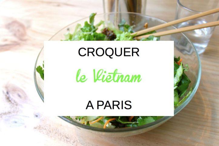 Croquer le Vietnam à Paris