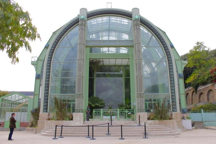Nouvelle Caledonie Serre Jardin des Plantes - 10