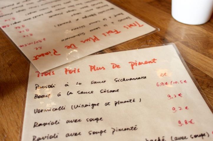 Trois Fois Plus de Piment restaurant Paris  - 2