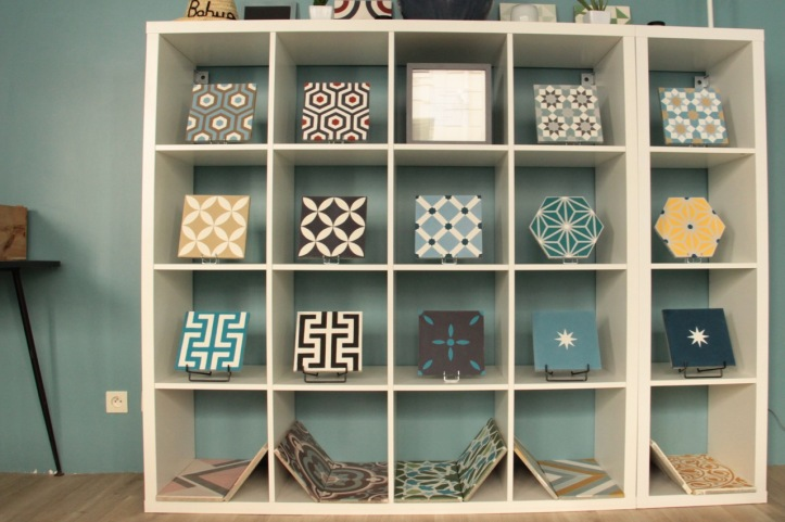 bahya les carreaux de ciment marocains so many paris. Black Bedroom Furniture Sets. Home Design Ideas