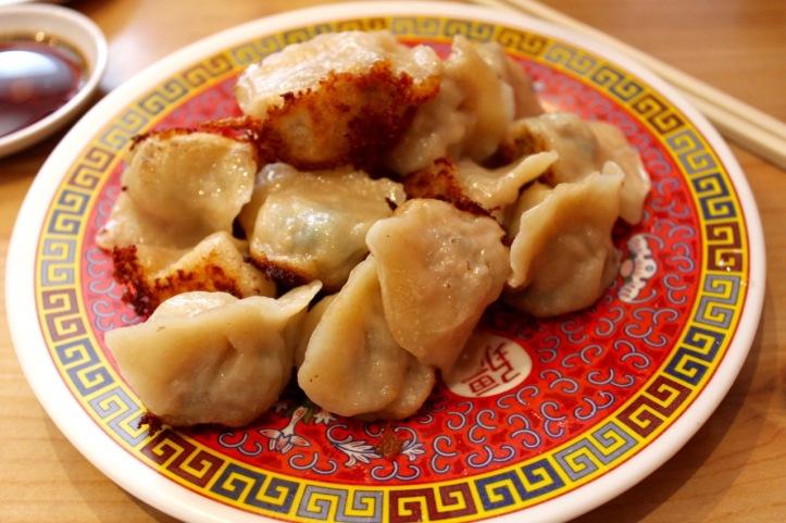 Guo Xin Paris Belleville raviolis jiaozi - 1