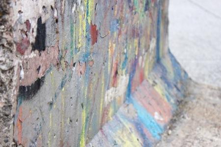 Mur de Berlin Porte de Versailles  - 2