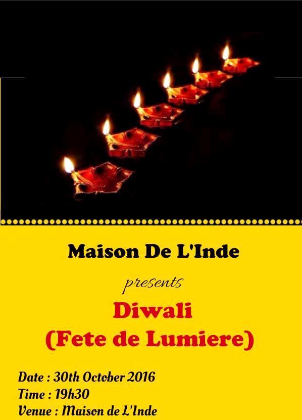 Flyer : Maison de l'Inde