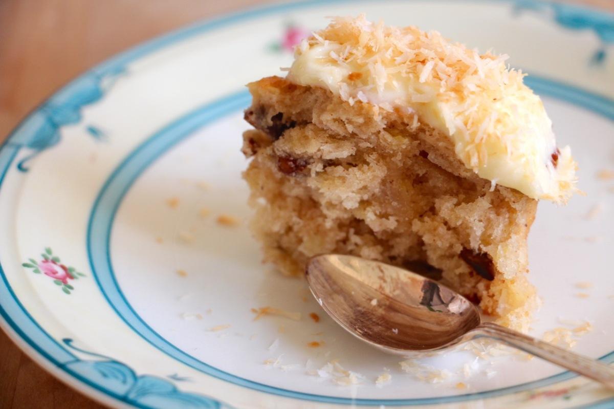 La recette du Hummingbird Cake, le Sud des USA dans un gâteau