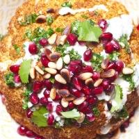 Recette du chou-fleur rôti à l'israélienne