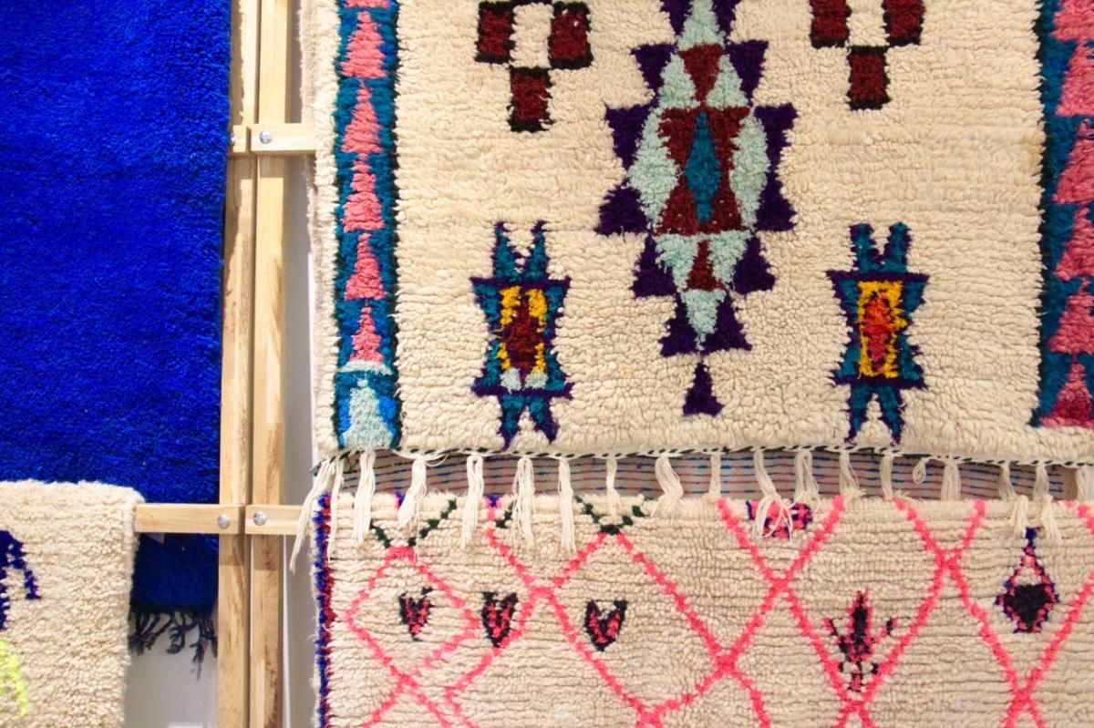 rock the kilim les tapis marocains chics so many paris. Black Bedroom Furniture Sets. Home Design Ideas