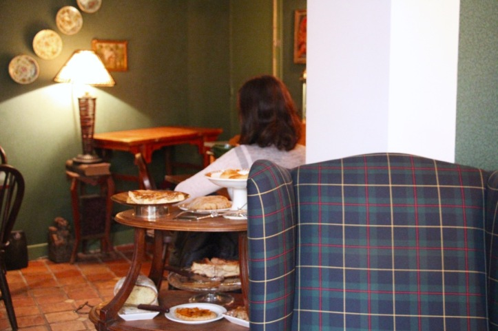 Théritoires salon de thé Paris