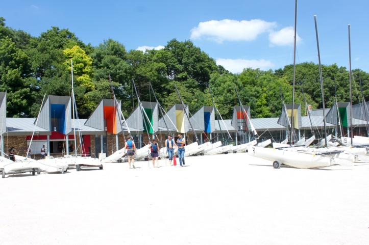 Base de loisir saint quentin paddle - 6