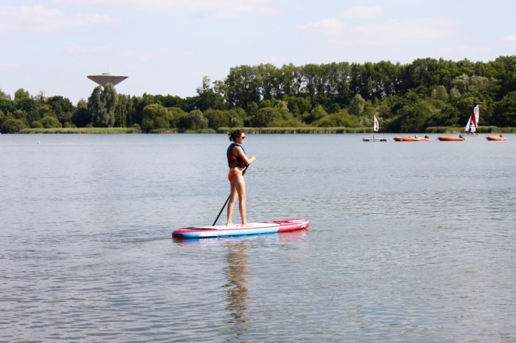 Base de loisir saint quentin paddle - 8