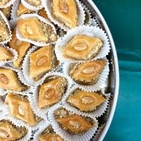 Les pâtisseries orientales du boulevard Belleville à l'heure du ramadan