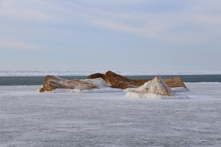 Lake Michigan hiver - 1